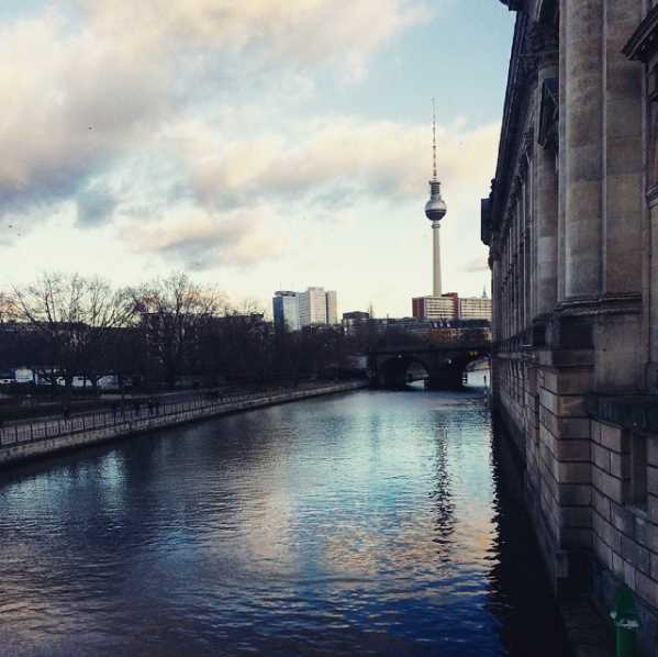 Berlin Mitte Tv tower