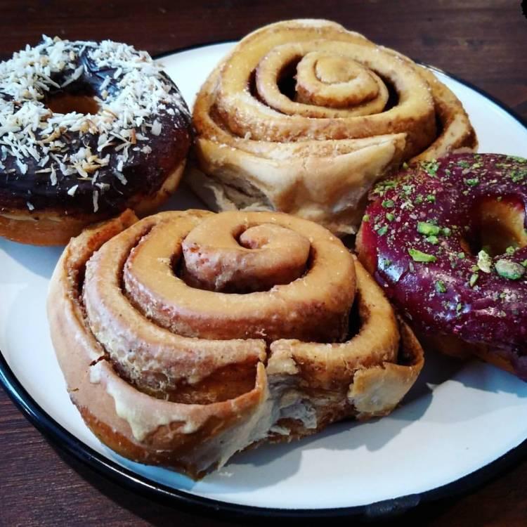 Donuts véganes Brammibals